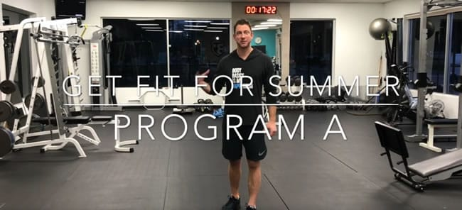 2019 - Get Fit Before Summer!